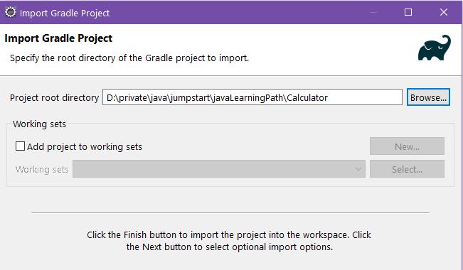 importGradleRootDir